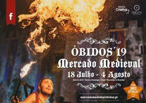 Crónica XVIII edición Mercado Medieval Obidos, 2019 Ferias y mercados medievales, Historia