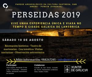 Noche de las Perseidas, San Cibrao de Las, Ourense Historia, Qué hacer, Qué ver