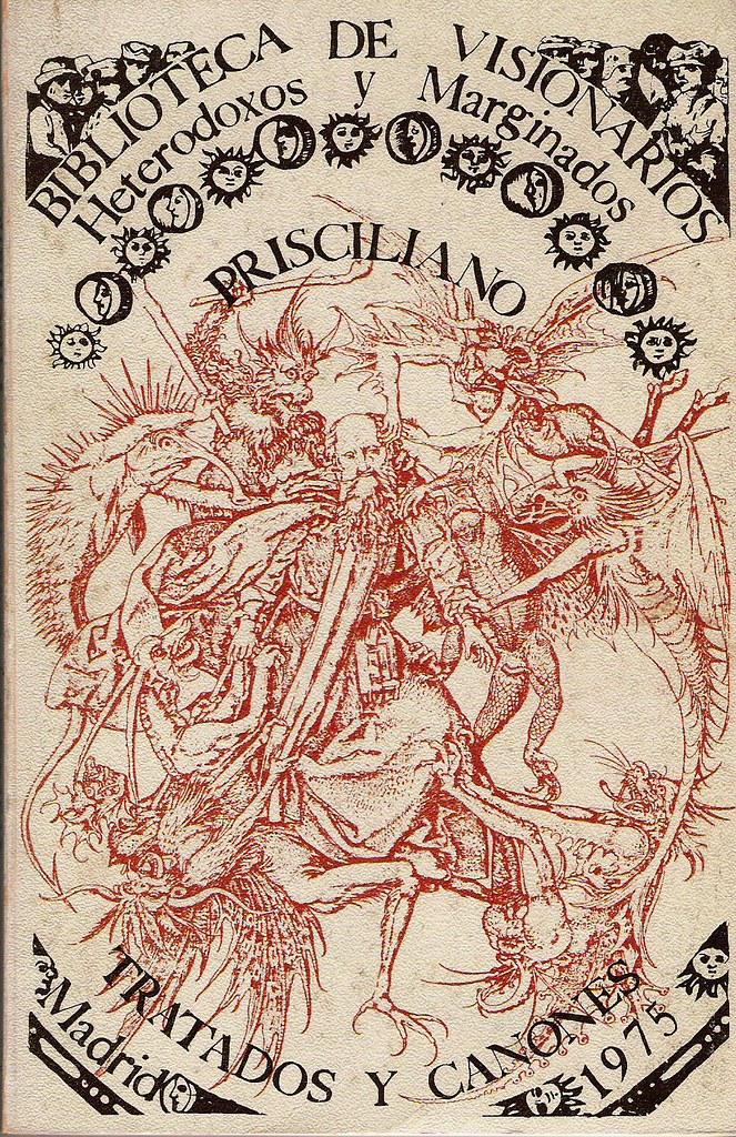 Prisciliano, ¿un mártir galego? Idade Media, Historia, Recuncho da historia
