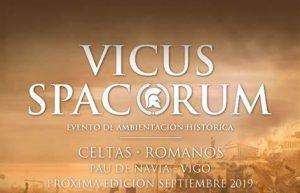 VIII edición Vicus Spacorum, Vigo 2019 Ferias y mercados romanos, Ferias y mercados castrexos, Historia