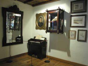 Casa Museo de Rosalía de Castro