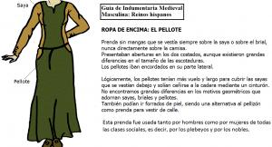 El Pellote Ropa Medieval