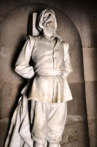 La conexión gallega de Lampart, el impostor que inspiró al Zorro Rincón de la historia, Edad Moderna, Historia