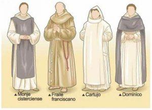 O clero na Idade Meida Historia, Idade Media, Recuncho da historia