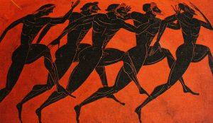 El orígen de los Juegos Olímpicos Rincón de la historia, Historia, Mundo Antiguo