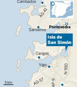 San Simón, as illas misteriosas Qué ver, Sugerencias, Suxestións