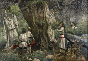 Los druidas en el mundo celta Rincón de la historia, Historia, Mundo Celta