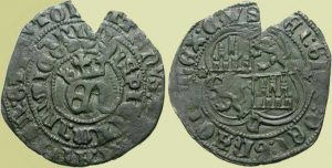 El origen de la moneda Rincón de la historia, Historia