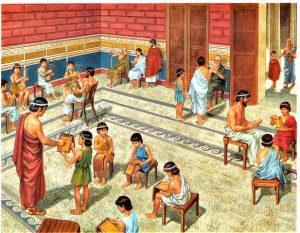 O ensino na Roma antiga Historia, Mundo Antigo, Recuncho da historia