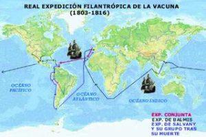 Expedición Balmis, los niños de la vacuna contra la viruela Edad Contemporánea, Historia, Rincón de la historia