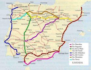 Vías romanas: huellas de una ingeniería perdida Rincón de la historia, Historia, Mundo Romano