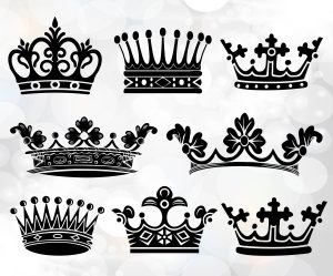 A orixe da coroación real Historia, Recuncho da historia