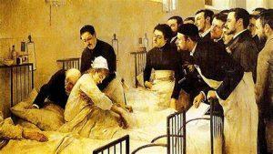 A chegada do cólera a A Coruña Historia, Idade Contemporánea, Recuncho da historia