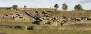 El Castro de San Cibrán de Las Rincón de la historia, Historia, Mundo Castrexo