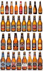 El origen de la cerveza Rincón de la historia, Historia