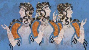 Civilización minoica, primera de Europa Rincón de la historia, Historia, Mundo Antiguo