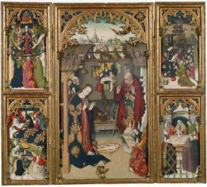 La Adoración de los Reyes Magos en el arte románico hispano Rincón de la historia, Edad Media, Idade Contemporánea
