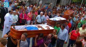 Da orixe do velorio e douotras crenzas relacionadas coa morte en Galicia Historia, Recuncho da historia