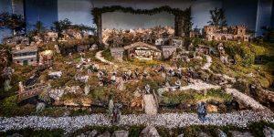 Origen del Belén de Navidad Rincón de la historia, Historia
