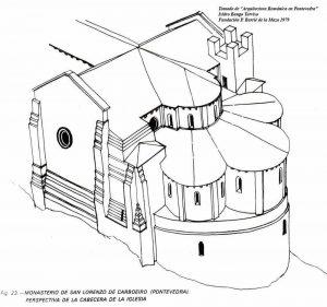 Monasterio de Carboeiro, en tierras del Deza Rincón de la historia, Edad Media, Historia, Qué ver, Sugerencias