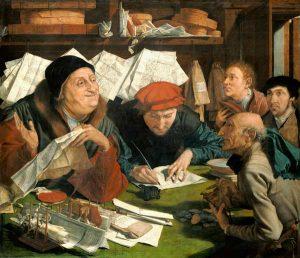 O dereito de portazgo durante a Idade Media Historia, Idade Media, Recuncho da historia