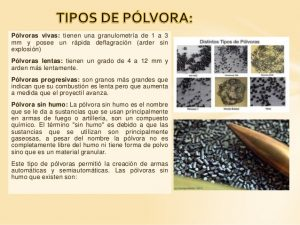La invención de la pólvora Rincón de la historia, Historia