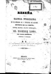 Reseña juicio Romasanta