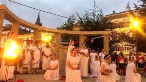 Arde Lvcvs 2021 Ferias y mercados romanos, Historia