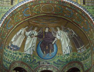 Mosaico San Vital de Rávena