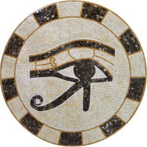 Mosaico egipcio