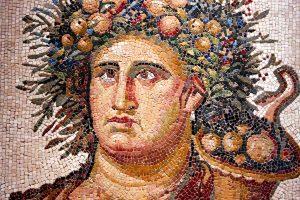 El mosaico romano Historia, Mundo Romano, Rincón de la historia