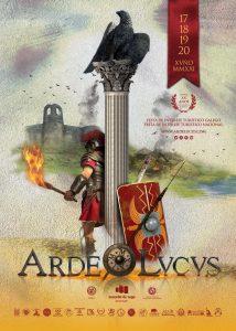 Novidades Arde Lucus 2021 Feiras e mercados romanos, Historia