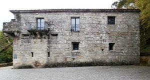 Casa prioral, San Pedro de las Rocas
