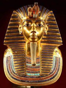 Máscara de Tutankamon