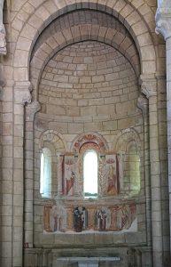 Ábside de Santa Cristina de Ribas do Sil