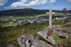 Cruz do Loureiro, Vimianzo (A Coruña)