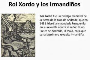 As revoltas irmandiñas, na Galicia do século XV Historia, Idade Media, Recuncho da historia