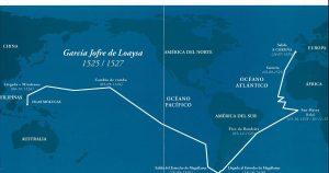 Ruta Expedición García Jofre