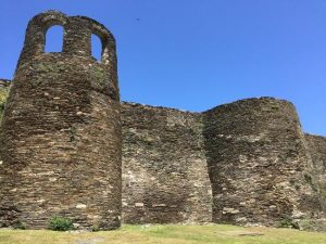Las murallas romanas de Lugo Historia, Mundo Romano, Qué ver, Rincón de la historia, Sugerencias