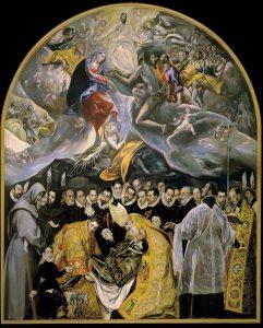 El entierro del Conde Orgaz