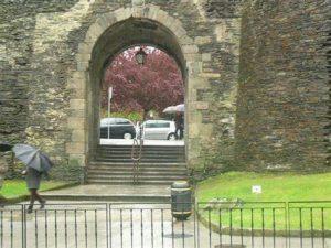 As murallas romanas de Lugo Historia, Mundo Romano, Qué ver, Recuncho da historia, Suxestións